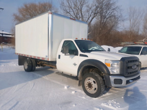 Ford F550 2012