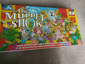 Muppet Show board game