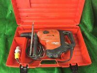 Hilti TE 80 ATC AVR Concrete Breaker / Rotary Hammer Drill 110v