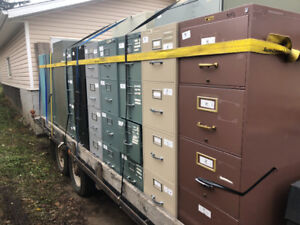 File cabinets for sale 10$ per door