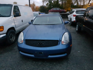 2005 g35 coupe rev up