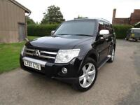 Mitsubishi Shogun 3.2TD ( 168bhp ) 4X4 Auto Diamond***ONLY 2 OWNERS FROM NEW***