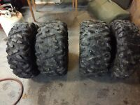 ATV Tires, Big Hornes