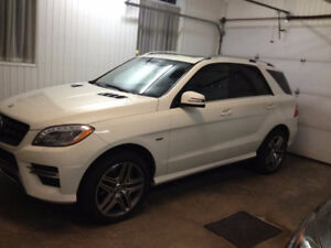 Mercedes-Benz ML350  Condition Show Room