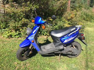 Yamaha BWS YM-50 Scooter for Sale