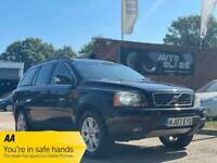 2007 Volvo XC90 2.4 D5 SE Geartronic AWD 5dr SUV Diesel Automatic