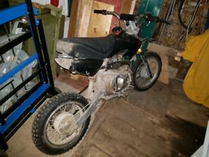 Moto chine (Ander) 110c