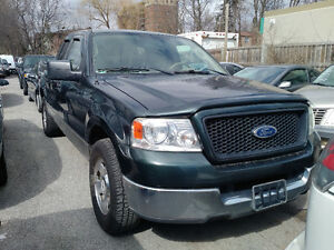 2004 Ford F-150 SUPERCAB Pickup Truck