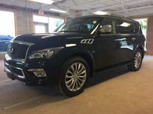Infiniti QX80 2016 4x4 full load