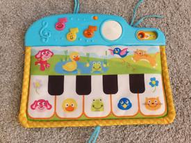 Musical mat