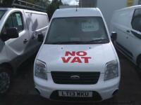 2013 FORD TRANSIT CONNECT VAN TREND LWB High Roof T230 TDCi Diesel