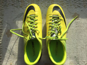 used soccer shoes
