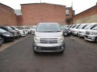 2005 55 nissan elgrand 3.5 V6 8 Seater People Carrier VG Aero 4wd Sunroof Gps