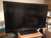 """Panasonic Viera 37"""" LCD-LED TV with Freeview"""