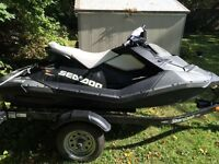 2014 SEADOO SPARK (includes trailer) $6900.00