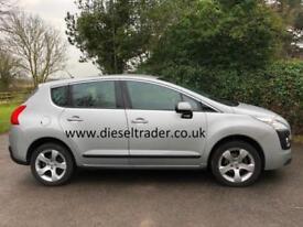 Peugeot 3008 Crossover 1.6 HDi ( 110bhp ) FAP EGC Sport Auto Diesel
