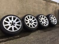 BMW Alloys Wheels & Tyres Style 95 5x120