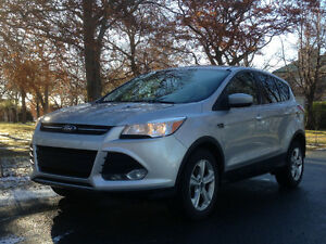 2013 Ford Escape Ecoboost 4WD