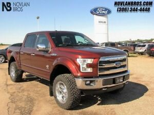 2016 Ford F-150 King Ranch  - 6 Inch BDS Lift