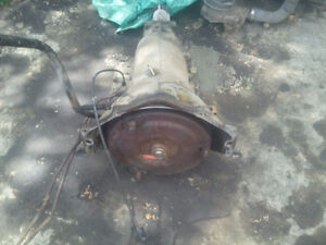 88-92 chevy 2wd transmission