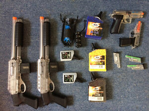 BB Gun Collection / Slingshots New Price