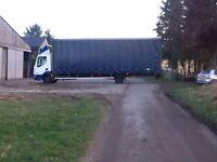 DAF truck/lorry -LF45.150 curtainsider 2004 NO VAT