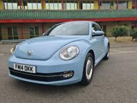 2014 Volkswagen Beetle 1.2 TSI Design 3dr DSG HATCHBACK Petrol Automatic