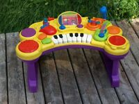 Musical Activity Center (sit and play)