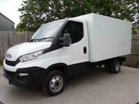 """2016 Iveco Daily 35C17 HIGH SIDE TIPPER 10FT 5"""" Body Tipper Diesel Automati"""