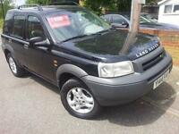 LEFT HAND DRIVE Land Rover Freelander AUTOMATIC 2.5 V6 Special Edition LHD