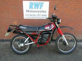 Yamaha DT 125 MX, 1986 D REG, EXCELLENT, ORIGINAL CONDITION, ONLY 14,422 MILES