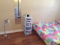 Sublet: January to April, 6 mins Walk to Appleby GO Station!