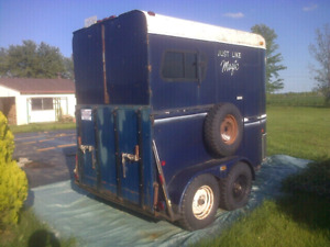 Horse trailer mcbride buy or sell other trailers in ontario 1999 mcbride horse trailer sciox Image collections