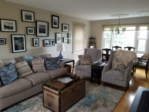 Rooms to rent in quiet house on West side