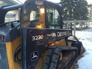 2010 John Deere 323D TRACK SKID STEER REDUCED!! 600 HRS...