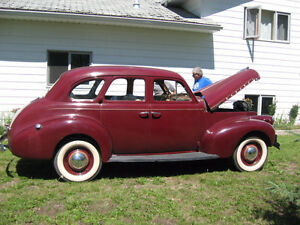 1940 chev car for sale