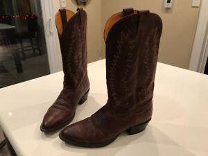 "Men's ""Nocona"" Western Boots - size 9.5"