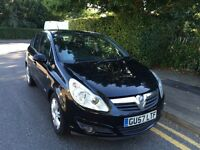 Vauxhall Corsa 1.2 Design Very Low Mileage and Year MOT