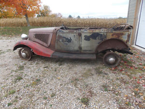 1934 Ford Phaeton Deluxe V8 Project Car