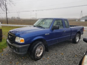 Ford Ranger 2009 4x4 6cyl 129000km