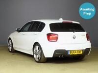 2014 BMW 1 SERIES 125d M Sport 3dr Step Auto