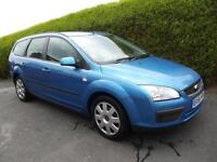 FORD FOCUS ESTATE 1.6 LX 2007 WITH FULL SERVICE HISTORY, NICE CAR