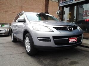 2007 Mazda CX-9 AWD,7 SEATS,,AIR,NO ACCIDENT,SUNROOF,ALLOYS$5488