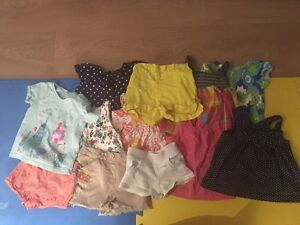 Assorted Girls Clothes