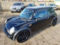 2003 MINI COOPER, GLASS PANORAMIC ROOF, 12 MONTHS MOT