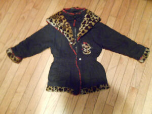 Beautiful!  Girls Winter Jacket