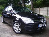 2009 Vauxhall Astra 1.6i 16V Club [115] 5dr 5 door Hatchback