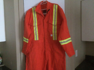 New Flame Resistant Coveralls Prince George British Columbia image 3