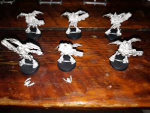 Warhammer 40k tau metal oop vespid stingwings