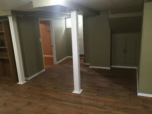 Newly Renovated Spacious Basement Apartment